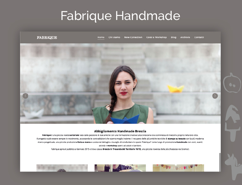 Fabrique-sito-web