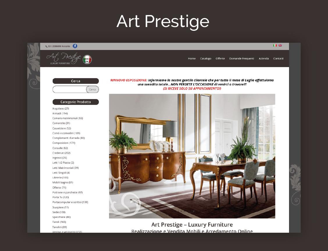 Sito arredamento design free view larger image nuovo sito for Web arredamento